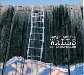 Various artists - Songs across walls of separation