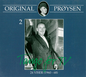 Alf Prøysen - Original Prøysen: 2. Tango for TV
