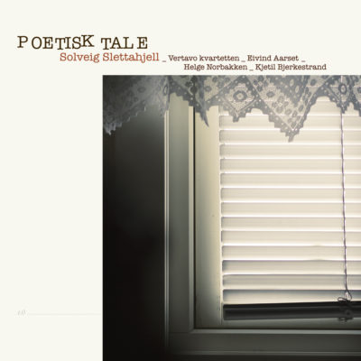Poetisk tale – Poetic Speech